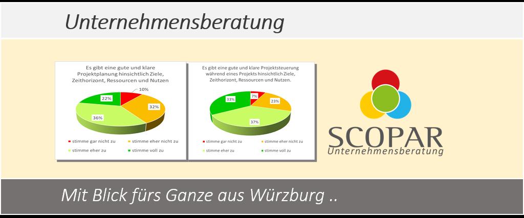 Projektmanagement: Ergebnisse der SCOPAR-Umfrage 2019