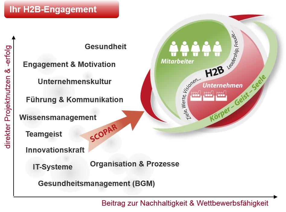 Betriebliches Gesundheitsmanagement (BGM): ganzheitlich und gezielt