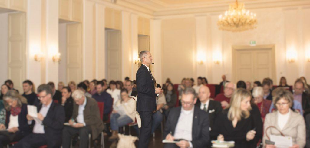 Vortragsredner und Speaker für Veranstaltungen Jürgen T. Knauf