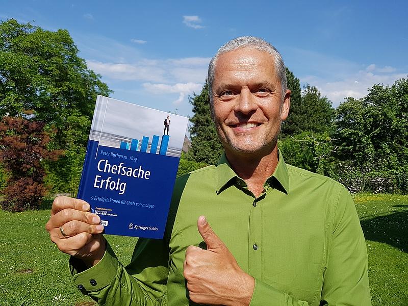 Buchempfehlung: Chefsache Erfolg