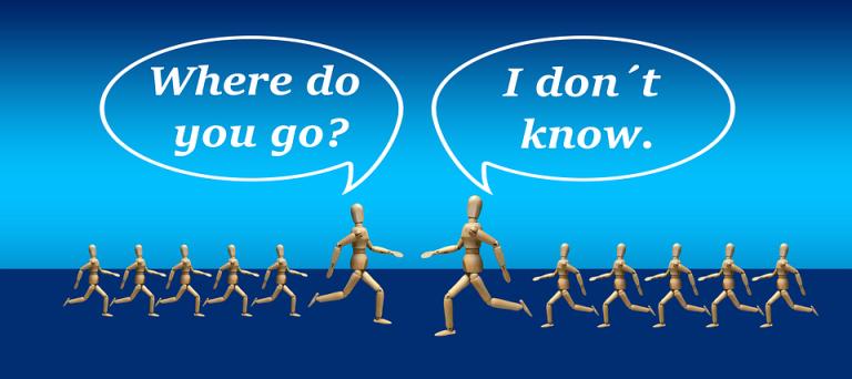 Sinn und Zweck im Business?