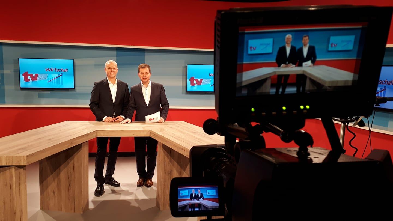 TV-Interview mit Jürgen T. Knauf