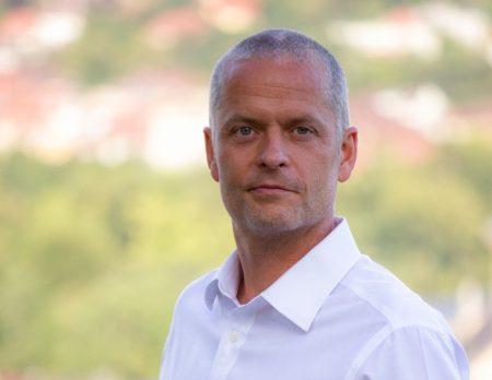 Geschäftsführer der SCOPAR GmbH Jürgen T. Knauf